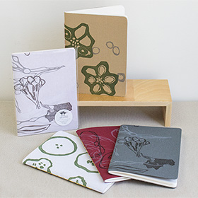photo of new softcover journals